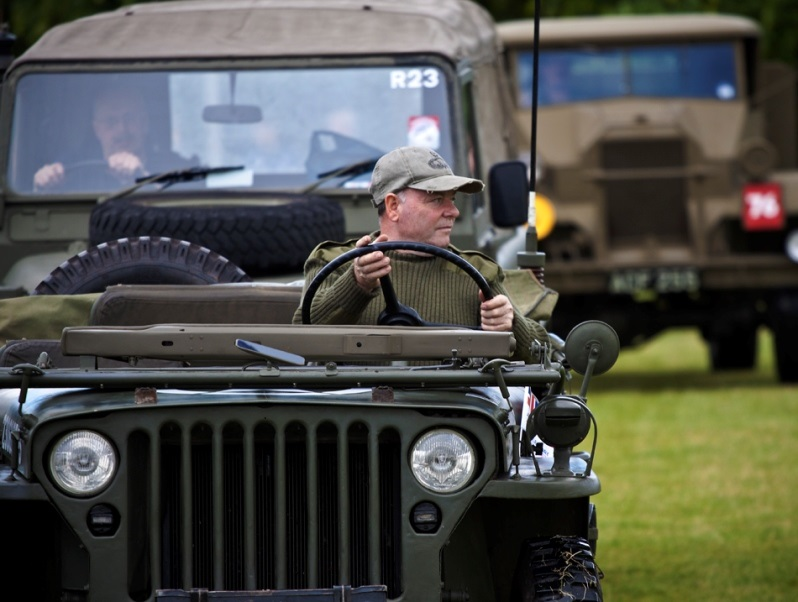 You are browsing images from the article: Stirling Military Show, czyli święto brytyjskiej armii