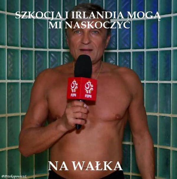 You are browsing images from the article: Oto najlepsze memy po meczu Polska-Irlandia! Musisz to obejrzeć!