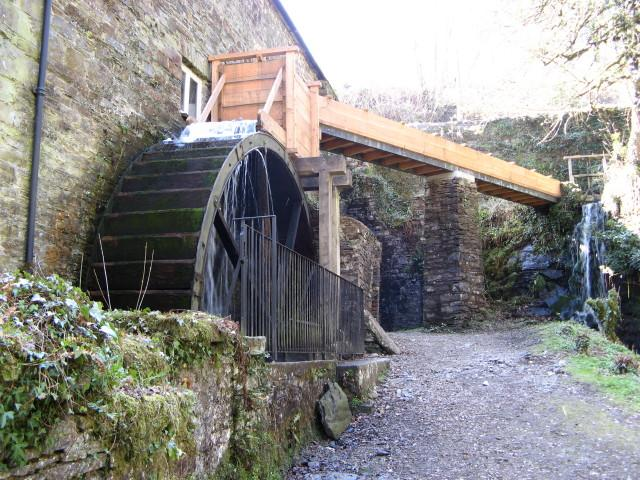 You are browsing images from the article: Cotehele Mill - młyn wodny w Devon
