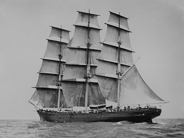 You are browsing images from the article: Cutty Sark - historyczny żaglowiec z XIX wieku