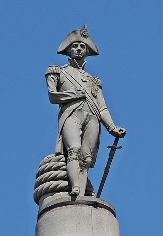 You are browsing images from the article: Nelson's Column - pomnik ku pamięci admirała Nelsona