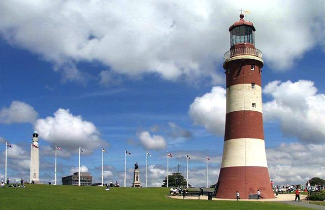 You are browsing images from the article: Latarnia morska - Smeaton's Tower w Plymouth