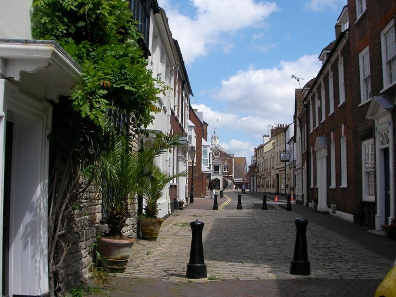 You are browsing images from the article: Poole Old Town - Stare Miasto w Poole