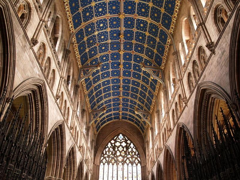 You are browsing images from the article: Carlisle Cathedral - katedra w hrabstwie Kumbria