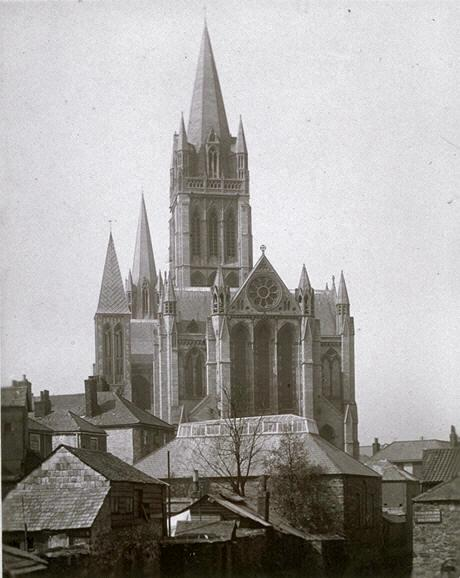 You are browsing images from the article: Truro Cathedral - Katedra Błogosławionej Dziewicy Maryi w Truro