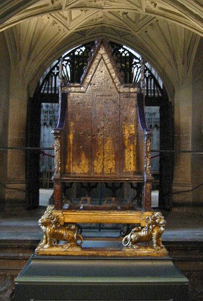 You are browsing images from the article: Westminster Abbey - miejsce, gdzie obywają się koronacje monarchów brytyjskich