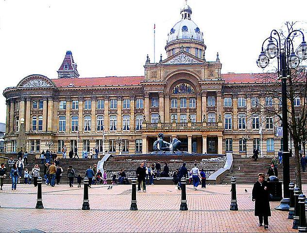 You are browsing images from the article: Birmingham - drugie największe miasto w Wielkiej Brytanii
