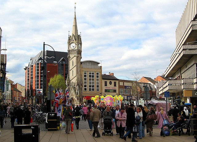 You are browsing images from the article: Leicester - miasto, które upodobali sobie Polacy
