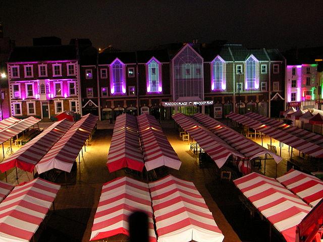 You are browsing images from the article: Northampton - miasto wiecznego spoczynku księżnej Diany