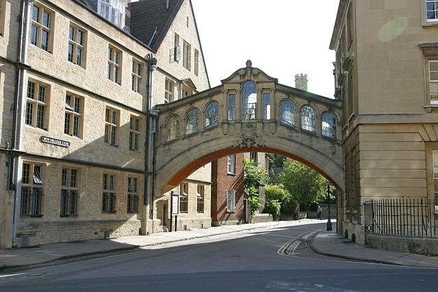 You are browsing images from the article: Oxford - miasto z najstarszym uniwersytetem w Wielkiej Brytanii
