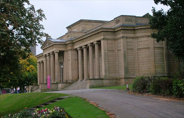You are browsing images from the article: Sheffield - snookerowe miasto