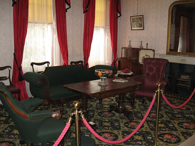 You are browsing images from the article: Charles Dickens Museum w Londynie - placówka poświęcona wybitnemu pisarzowi