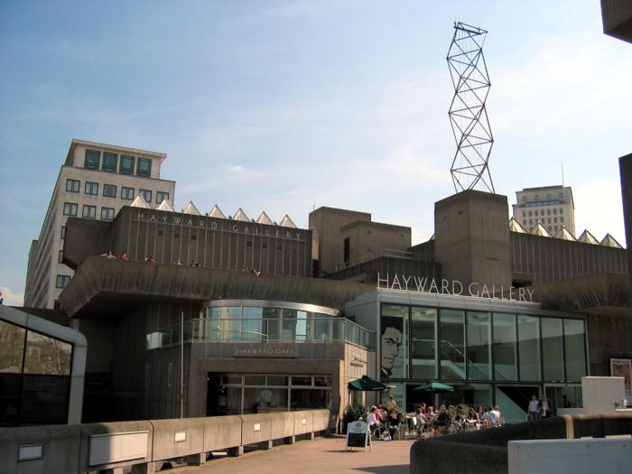You are browsing images from the article: Hayward Gallery - galeria w londyńskim South Bank Centre