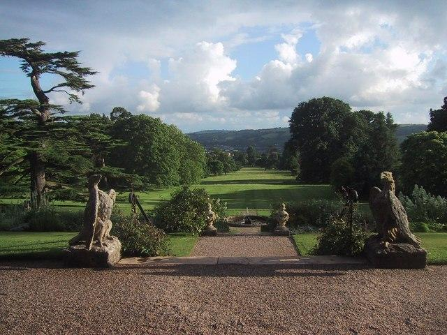 You are browsing images from the article: Knightshayes Court - wiktoriańska rezydencja w hrabstwie Devon