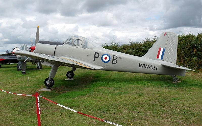 You are browsing images from the article: Bournemouth Aviation Museum - Muzeum Lotnictwa