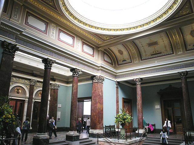 You are browsing images from the article: National Gallery w Londynie - wystawa arcydzieł malarstwa światowego