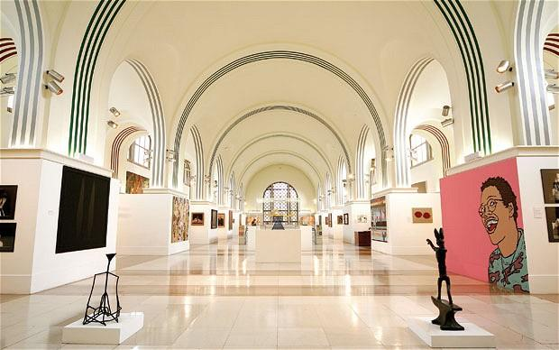 You are browsing images from the article: Southampton City Art Gallery - muzeum i galeria sztuki
