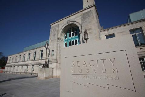 You are browsing images from the article: SeaCity Museum - muzeum w Southampton