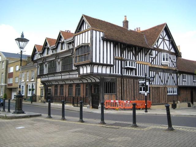You are browsing images from the article: Tudor House Museum - muzeum w Southampton