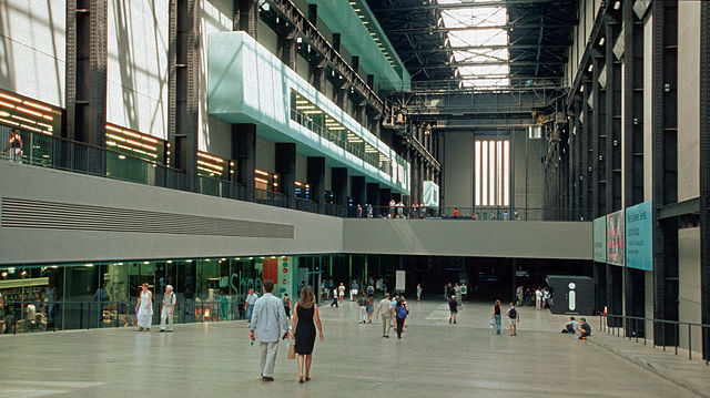 You are browsing images from the article: Tate Modern w Londynie - najlepsze muzeum sztuki nowoczesnej na świecie