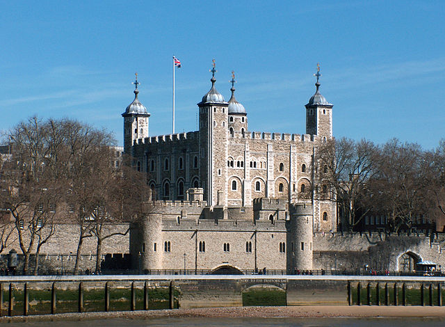 You are browsing images from the article: Tower of London - historyczna twierdza w Londynie