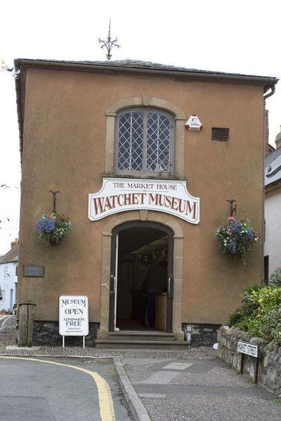 You are browsing images from the article: Watchet Museum - muzeum historii miasta Watchet w Somerset