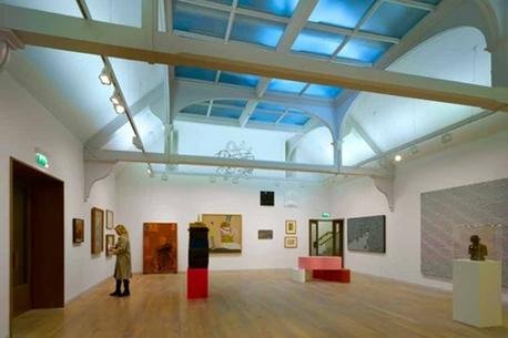 You are browsing images from the article: Whitechapel Gallery  w Londynie - galeria sztuki współczesnej