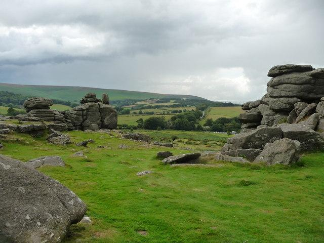 You are browsing images from the article: Dartmoor National Park - Park Narodowy