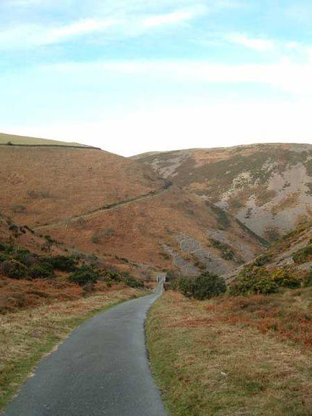 You are browsing images from the article: Exmoor National Park - Park Narodowy