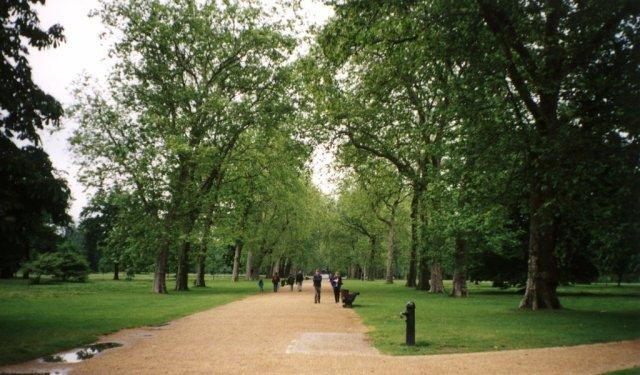 You are browsing images from the article: Hyde Park - jeden z najbardziej znanych parków na świecie