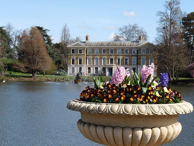 You are browsing images from the article: Kew Gardens - królewski ogród botaniczny w Londynie