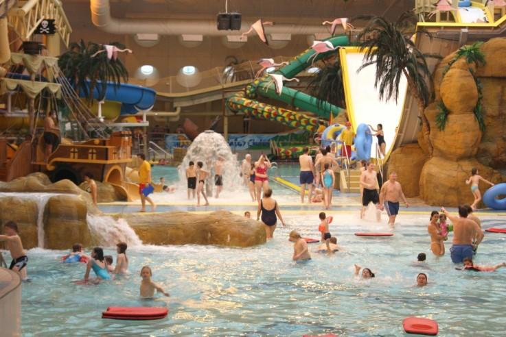 You are browsing images from the article: Sandcastle Water Park - aquapark z najdłuższą zjeżdżalnią na świecie!