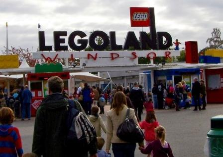 You are browsing images from the article: Legoland Windsor - park rozrywki