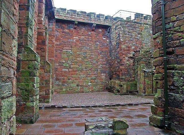 You are browsing images from the article: Carlisle Castle - średniowieczna forteca