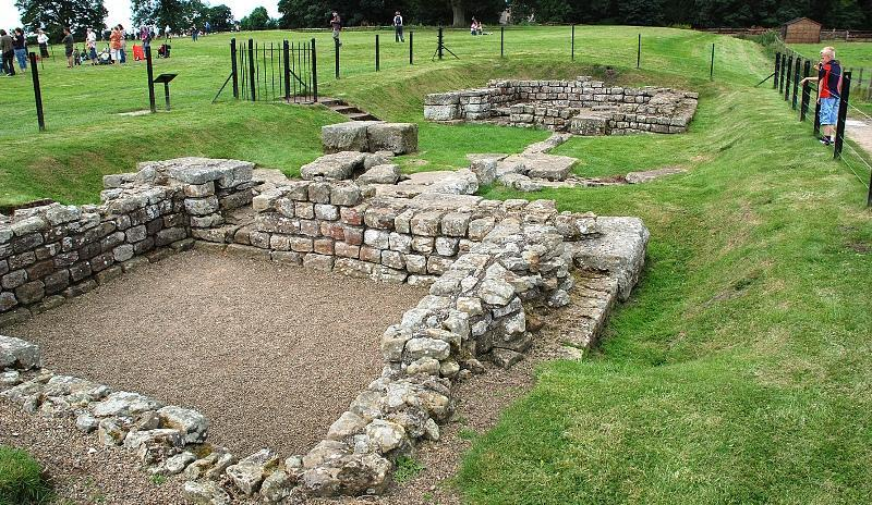 You are browsing images from the article: Chesters Roman Fort and Museum - jedna z najlepiej zachowanych rzymskich fortyfikacji
