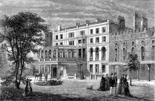 You are browsing images from the article: Clarence House w Londynie - rezydencja królewska księcia Karola