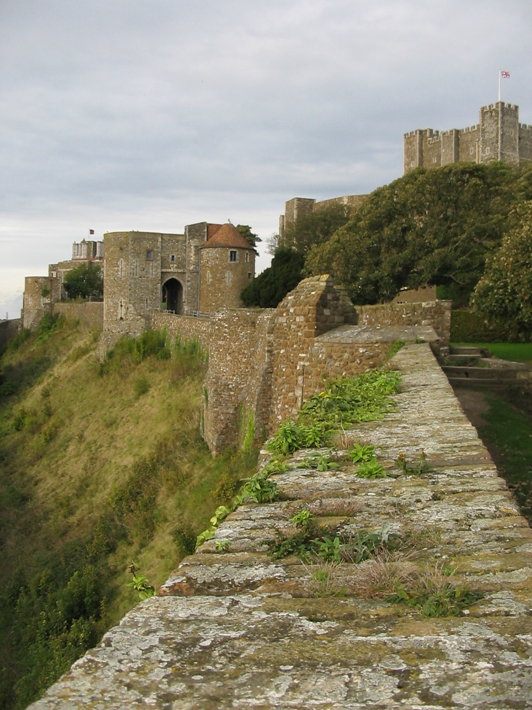You are browsing images from the article: Dover Castle - największa twierdza w Anglii