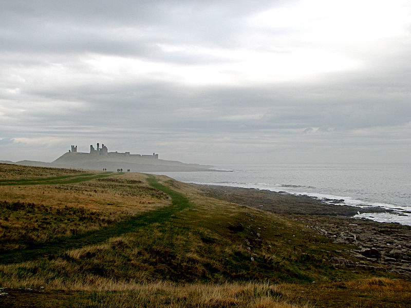 You are browsing images from the article: Dunstanburgh Castle - ruiny zamku w bajkowej scenerii