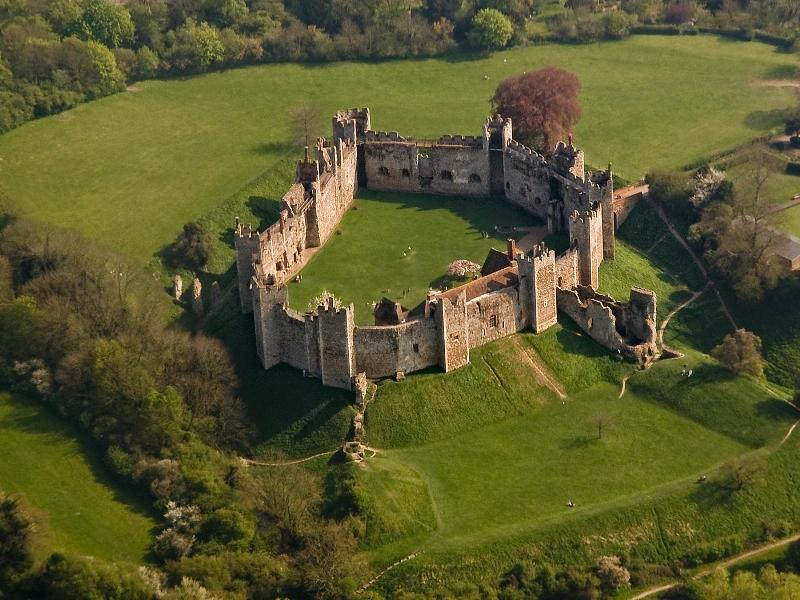 You are browsing images from the article: Framlingham Castle - Od luksusowej posiadłości do przytułku...