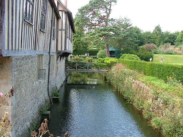 You are browsing images from the article: Ightham Mote - doskonale zachowana średniowieczna rezydencja