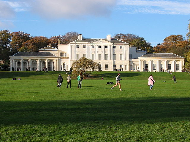 You are browsing images from the article: Kenwood House - XVII-wieczna rezydencja w londyńskim Hampstead Heath