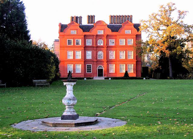 You are browsing images from the article: Kew Palace w Londynie - najmniejsza z królewskich posiadłości