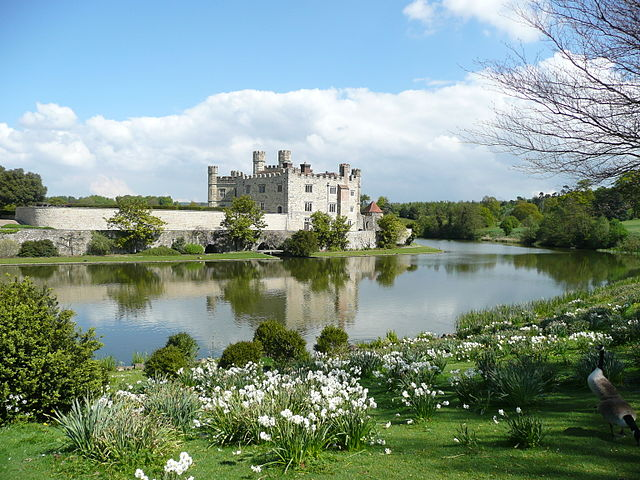You are browsing images from the article: Leeds Castle - ulubiona rezydencja króla Edwarda I