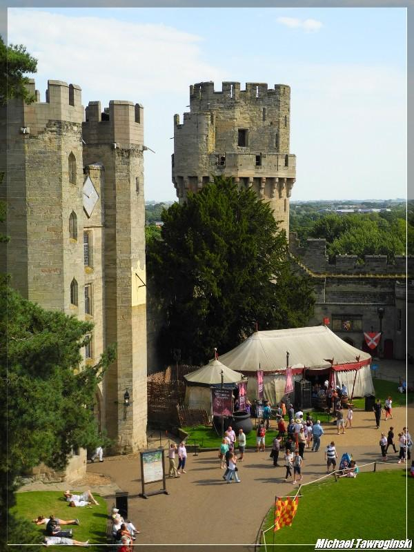 You are browsing images from the article: Zamek Warwick Castle - tysiąc lat historii