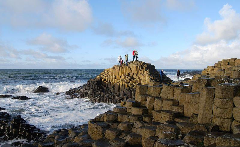 You are browsing images from the article: Giants Causeway, czyli z olbrzymiej miłości...
