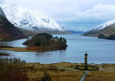 You are browsing images from the article: Glenfinnan Monument - historyczne miejsce szkockiego zwycięstwa