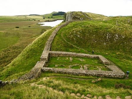 You are browsing images from the article: Wał Hadriana (Hadrian's Wall) - granica imperium rzymskiego