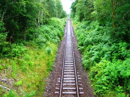 You are browsing images from the article: West Highland Line - linia kolejowa Harry'ego Pottera