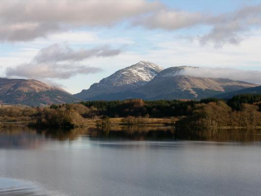 You are browsing images from the article: Loch Awe - malownicze szkockie jezioro