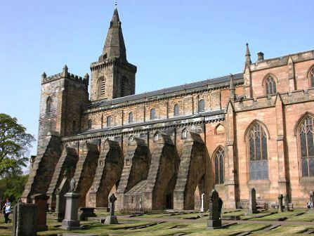You are browsing images from the article: The Abbey Church of Dunfermline - opactwo, ikona szkockiej architektury